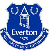 Everton football team badge - h