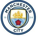 Manchester City football team badge - h
