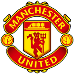 Manchester United football team badge - h
